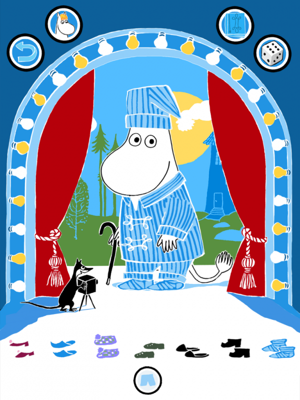 Image - Moomin Costume Party